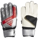Adidas Predator Top Training Fingersave Junior Goalkeeper Gloves (Silver Metallic/Black)