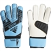 Adidas Predator Top Training Fingersave Goalkeeper Gloves (Bright Cyan/Black)
