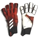 Adidas Predator 20 Pro Fingersave Goalkeeper Gloves (Black/Active Red)