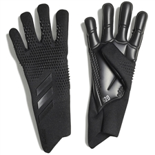 Adidas Predator 20 Pro Goalkeeper Gloves (Black/Night Metallic)