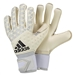 Adidas ACE Pro Classic Soccer Goalkeeper Gloves (White/Light Solid Grey/Black)