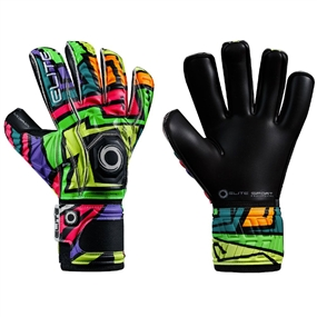 Elite Sport Camaleon Goalkeeper Gloves (Multi-Color)