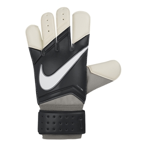 Nike Vapor Grip3 Soccer Goalkeeper Gloves (Black/White)
