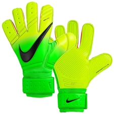 Nike Premier SGT Soccer Goalkeeper Gloves (Electric Green/Volt/Black)