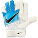 Nike Vapor Grip 3 Soccer Goalkeeper Gloves (White/Photo Blue/Chlorine Blue/Black)