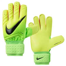 Nike Spyne Pro Soccer Goalkeeper Gloves (Electric Green/Volt/Black)