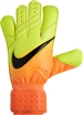 Nike Grip3 Soccer Goalkeeper Gloves (Bright Citrus/Volt/Black)