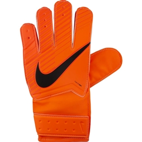 Nike Junior Match Goalkeeper Gloves (Total Orange/Hyper Crimson/Black)