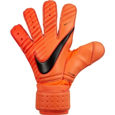 Nike Premier SGT Soccer Goalkeeper Gloves (Total Orange/Hyper Crimson/White/Black)
