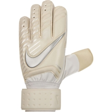 Nike Spyne Pro Goalkeeper Gloves (White/Chrome)
