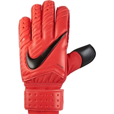 Nike Spyne Pro Soccer Goalkeeper Gloves (University Red/Bright Crimson/Black)