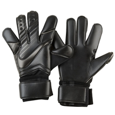 Nike Vapor Grip 3 Soccer Goalkeeper Gloves (Black)