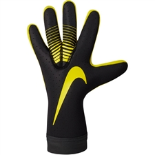 Nike Mercurial Touch Elite Goalkeeper Gloves (Anthracite/Black/Opti Yellow)