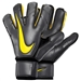 Nike Premier SGT Soccer Goalkeeper Gloves (Anthracite/Black/Opti Yellow)