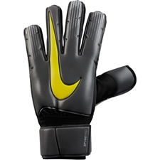 Nike Spyne Pro Goalkeeper Gloves (Anthracite/Black/Opti Yellow)