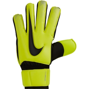Nike Spyne Pro Goalkeeper Gloves (Volt/Black)