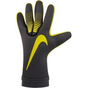 Nike Mercurial Goalkeeper Touch Victory Gloves (Anthracite/Black/Opti Yellow)