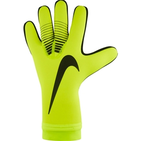 Nike Mercurial Goalkeeper Touch Victory Gloves (Volt/Black)