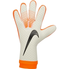 Nike Mercurial Touch Elite Goalkeeper Gloves (White/Hyper Crimson/Black)