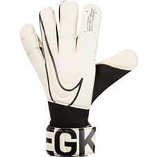 Nike Vapor Grip3 Goalkeeper Gloves (White/Black)