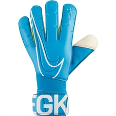 Nike Vapor Grip3 Goalkeeper Gloves (Blue Hero/White)