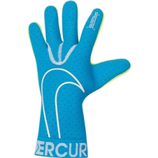 Nike Mercurial Goalkeeper Touch Elite Gloves (Blue Hero/White)