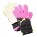 Puma evoPOWER Grip 2.3 Soccer Goalie Gloves (Pink Glow/Safety Yellow)