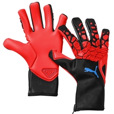 Puma FUTURE Grip 2.1 Goalkeeper Gloves (Red Blast/Black/White)