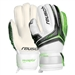 Reusch RE:CEPTOR SG Finger Support Junior GK Gloves (White/Black/Green Gecko)