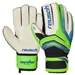 Reusch Serathor R2 Ortho-Tec GK Gloves (Green Gecko/Dazzling Blue)
