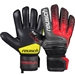 Reusch Prisma Prime R3 GK Gloves (Black/Fire Red)