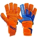 Reusch Prisma Supreme G3 Fusion Ortho-Tec GK Gloves (Shocking Orange/Blue)