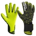 Reusch Pure Contact II G3 Speed Bump GK Gloves (Black/Lime Green)