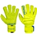 Reusch Fit Control G3 Fusion Evolution Finger Support GK Gloves (Lime/Safety Yellow)