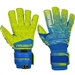 Reusch Fit Control Deluxe G3 Fusion Evolution GK Gloves (Lime/Safety Yellow)