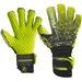 Reusch Fit Control Pro G3 Speed Bump Evolution Ortho-Tec GK Gloves (Black/Lime Green)
