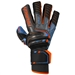Reusch Attrakt G3 Fusion Ortho-Tec Goaliator Goalkeeper Gloves (Black/Shocking Orange/Deep Blue)