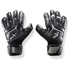Storelli Gladiator Elite 2 Goalie Gloves No-Spines (Black)