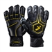 Storelli ExoShield Gladiator Pro Soccer Goalie Gloves (Black/Yellow)