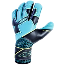 Under Armour Desafio Premier Goalkeeper Gloves (Teal/Black)