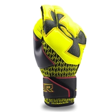 Under Armour Desafio Goalkeeper Gloves (High Vis Yellow/Black)