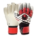 Uhlsport Eliminator Absolutgrip Bionik+ Goalkeeper Gloves (Black/Red/White)
