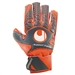 Uhlsport Aerored Soft SF Junior Goalkeeper Gloves (Dark Grey/Fluorescent Red/White)