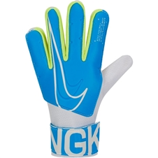Nike Junior Match Goalkeeper Gloves (Blue Hero/White)