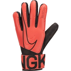 Nike Junior Match Goalkeeper Gloves (Bright Mango/Black/Orange Pulse)