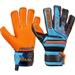 Reusch Junior Prisma S1 Evolution Finger Support LTD GK Gloves (Blue/Black/Shocking Orange)