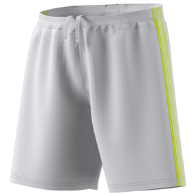 Adidas Condivo 18 Goalkeeper Shorts (Grey One/Semi Solar Yellow)