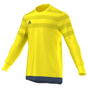 Adidas Entry 15 Goalkeeper Jersey (Yellow/Black)