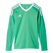 Adidas Youth Revigo 17 Goalkeeper Jersey (Energy Green/White)
