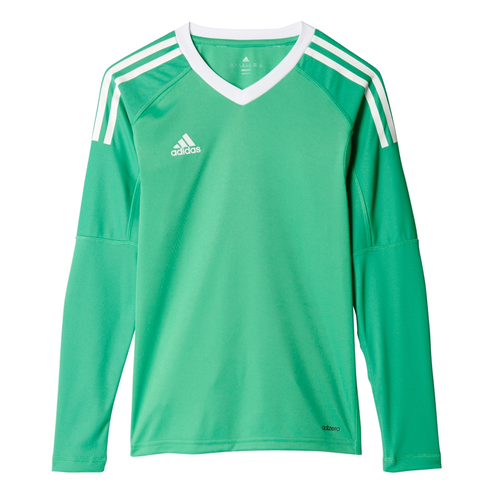 ... Adidas Youth Revigo 17 Goalkeeper Jersey (Energy Green White) ... 63a9bc58d
